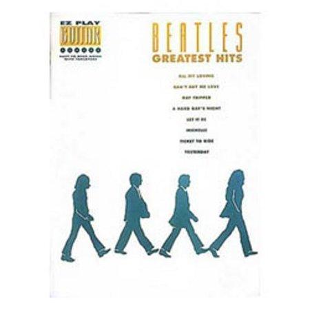 Easy Beatles Guitar Tabs (Hal Leonard Beatles Greatest Hits Easy Guitar (TAB))