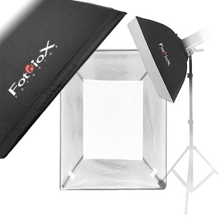 Fotodiox Pro 24x36in (60x90cm) Softbox with Speedring for Speedotron Black Line 202VF, 206VF, 102, 103, 105, Brown line MW3R, MW3U, MW3UQ, M90, M90Q, M11 Strobe Flash Light, Soft box, Speed Ring