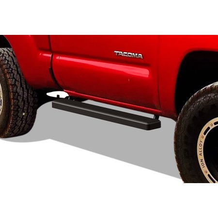2005-2019 Toyota Tacoma Regular Cab Black Finish iStep 5 Inch Door to Door