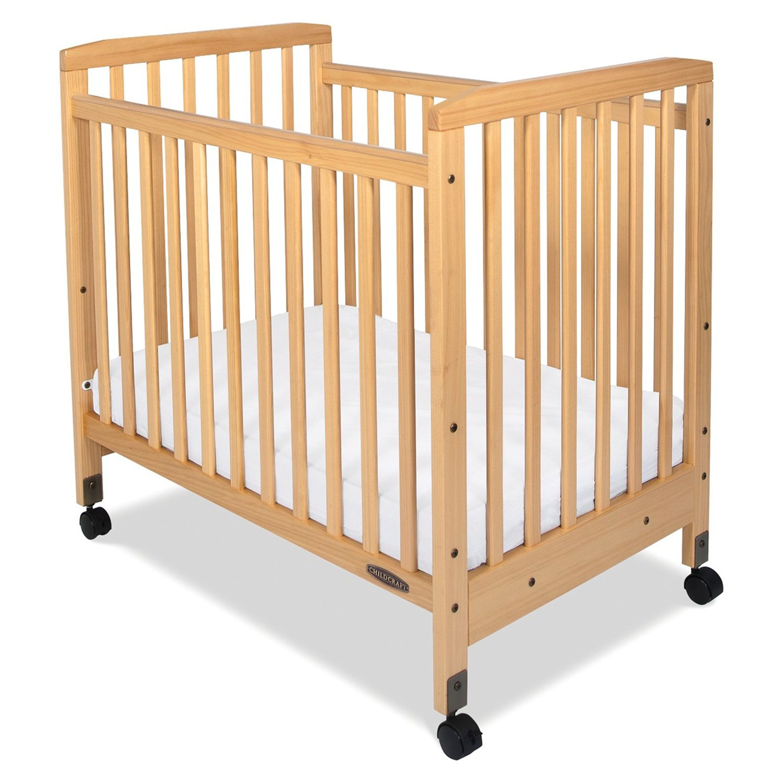 Child Craft Bristol Professional Series Compact Child Care Crib