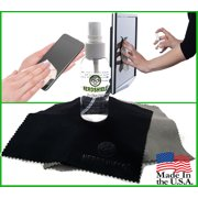 3 in 1 Professional Screen Cleaner for Cellphones, Tablets, Portable Game Consoles, VR Sets, Cameras and Binoculars.