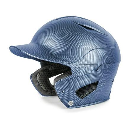 Under Armour Adult Carbon Tech Converge Batting Helmet UABH2-150CARB Navy ()