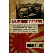 Marching Orders - eBook