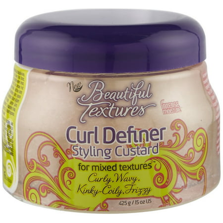 2 Pack - Beautiful Textures Curl Defining Styling Custard, 15 oz