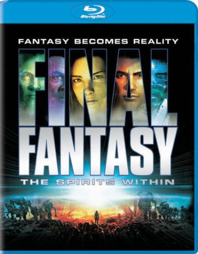 Final Fantasy: The Spirits Within (Blu-ray) by Sony Pictures
