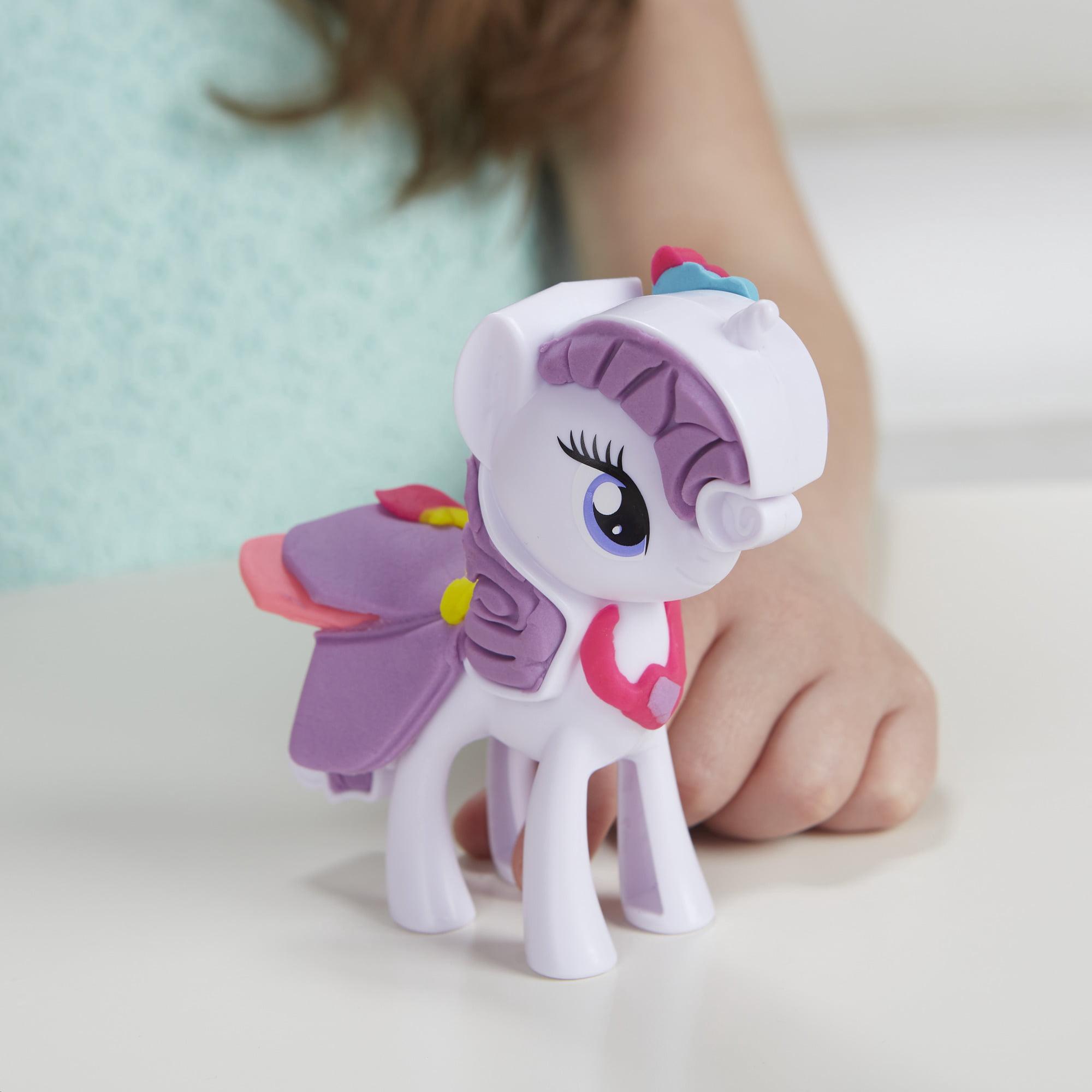 Buy Play Doh My Little Pony Princess Twilight Sparkle And Rarity