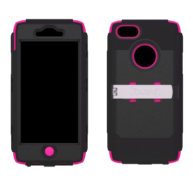 Trident Case AMS-IPH5-BK KRAKEN AMS Case for iPhone 5 - 1 Pack - Retail Packaging - Black