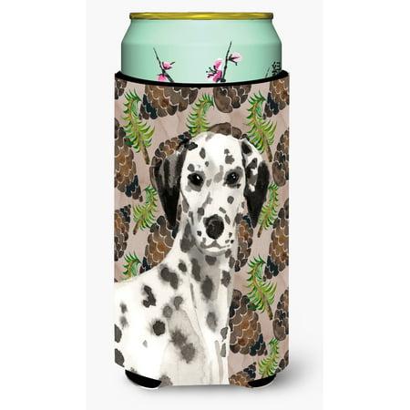 Dalmatian Pine Cones Tall Boy Beverage Insulator Hugger BB9590TBC](Buy Pine Cones)