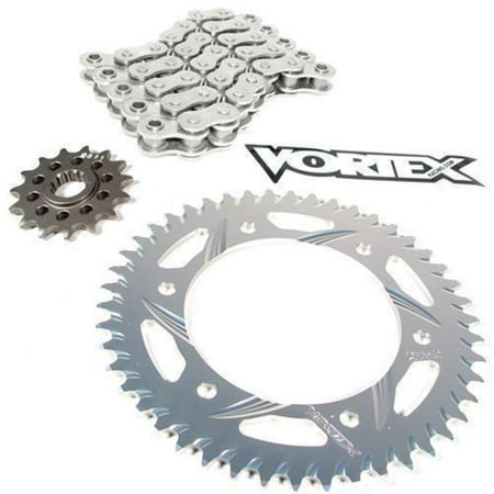 520 Conversion Kit - Vortex CKG6130 GFRS Go Fast 520 Street Conversion Chain and Sprocket Kit - Gold