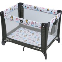 Graco Pack n Play Portable Playard, Circus Time