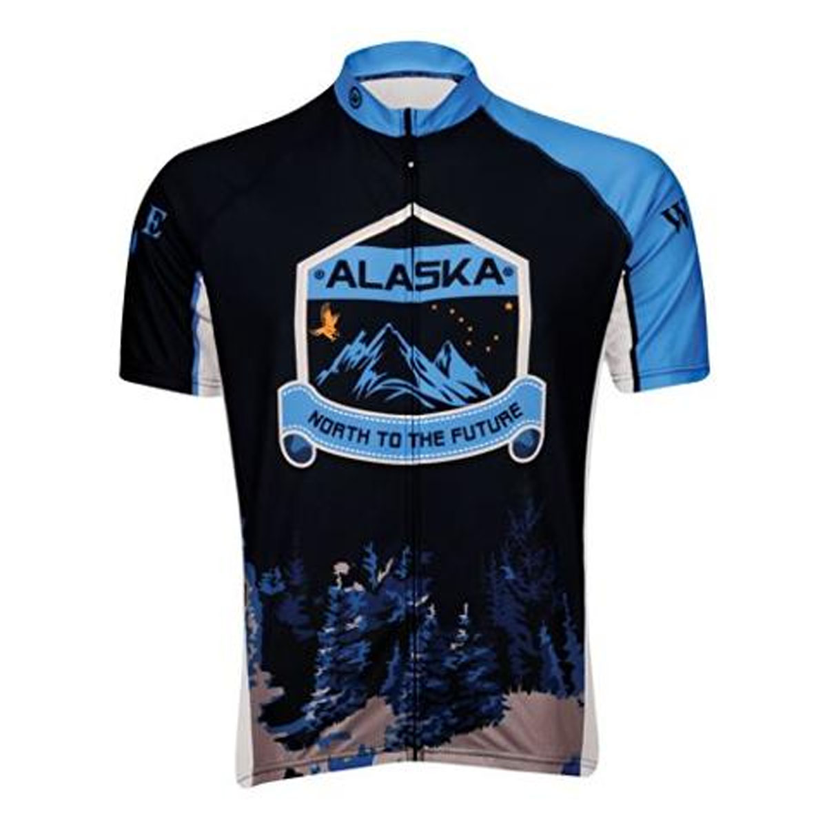 Canari Cyclewear Men's Alaska Cycling Jersey - 12242