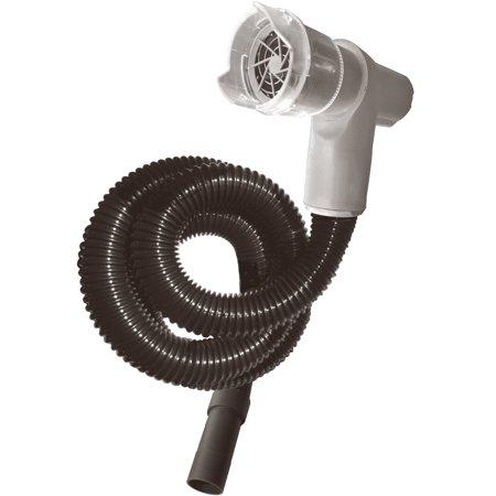 Robocut Automatic Vacuum Hair Cutting System Haircutter Clipper, Silver
