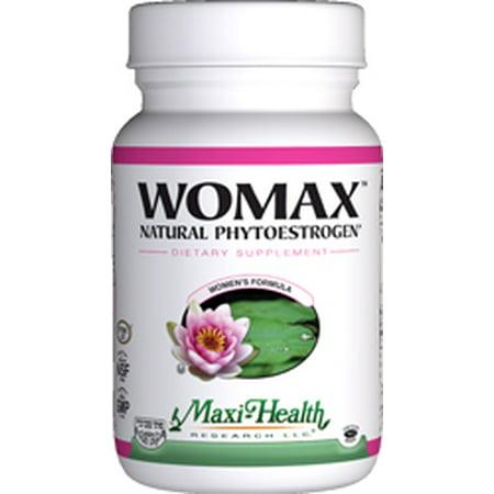 Maxi Health Kosher Womax Natural Phytoestrogen - 60 -