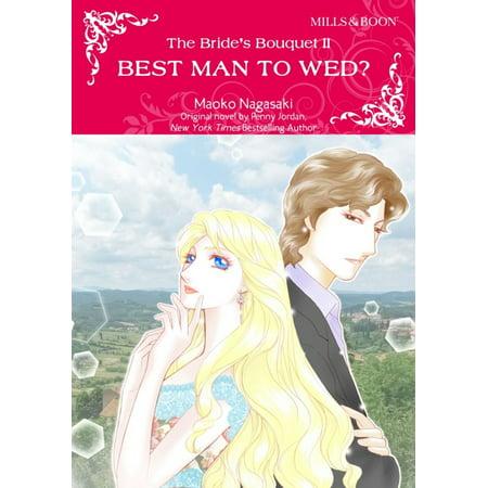 BEST MAN TO WED? - eBook