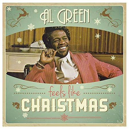 Al Green - Feels Like Christmas Snow Exclusive White Color Vinyl LP ()