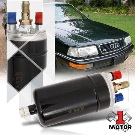 Electric Gas Tank Fuel Pump E8146 P72026 for 88-95 Audi 80/90/Cabriolet/VW Fox 89 90 91 92 93 94 Audi Fox Fuel Pump