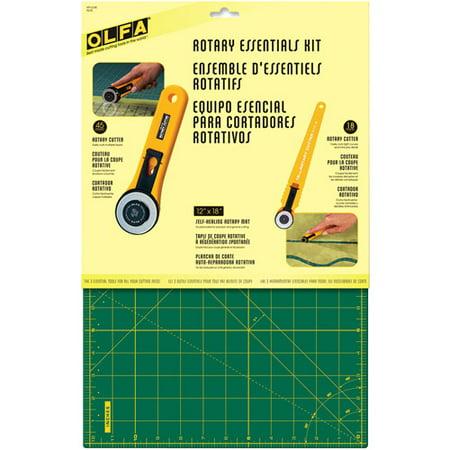 Olfa - Rotary Essentials Kit