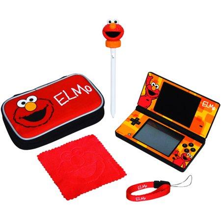 dreamGEAR Elmo Starter Kit - Accessory kit - for Nintendo DS Lite, Nintendo DSi, Nintendo DSi XL
