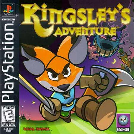 Image of Kingsley's Adventure