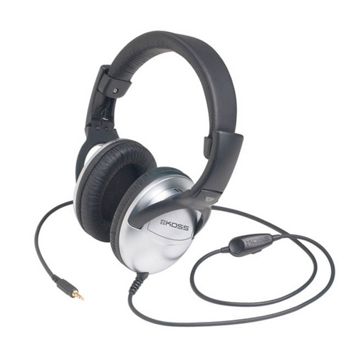 """Koss 148131 Koss QZPRO Active Noise Reduction Headphone Wired 32 Ohm 40 Hz 20 kHz 4 ft Cable"" by Koss"