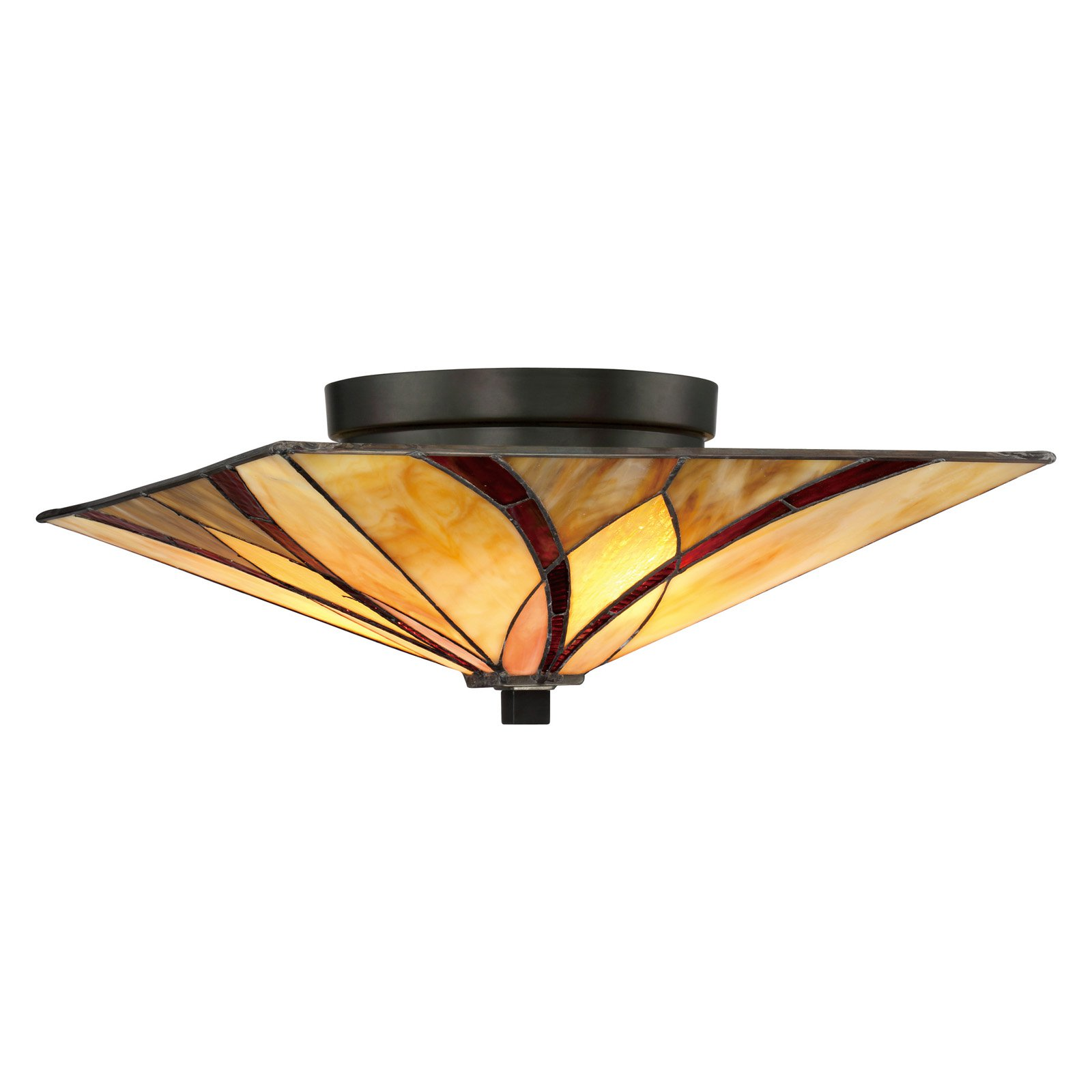 Quoizel Asheville TFAS1615VA Floating Flush Mount by Quoizel