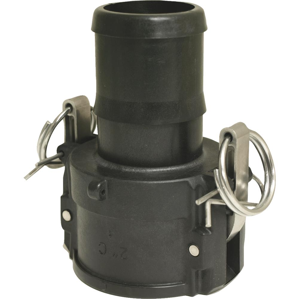 "Apache Hose Belting 2"" Poly Part 3 Coupling 49030550"