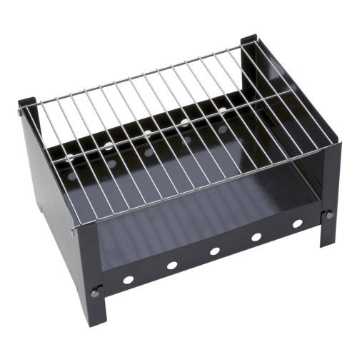 Picnic Ready Mini Folding Grill