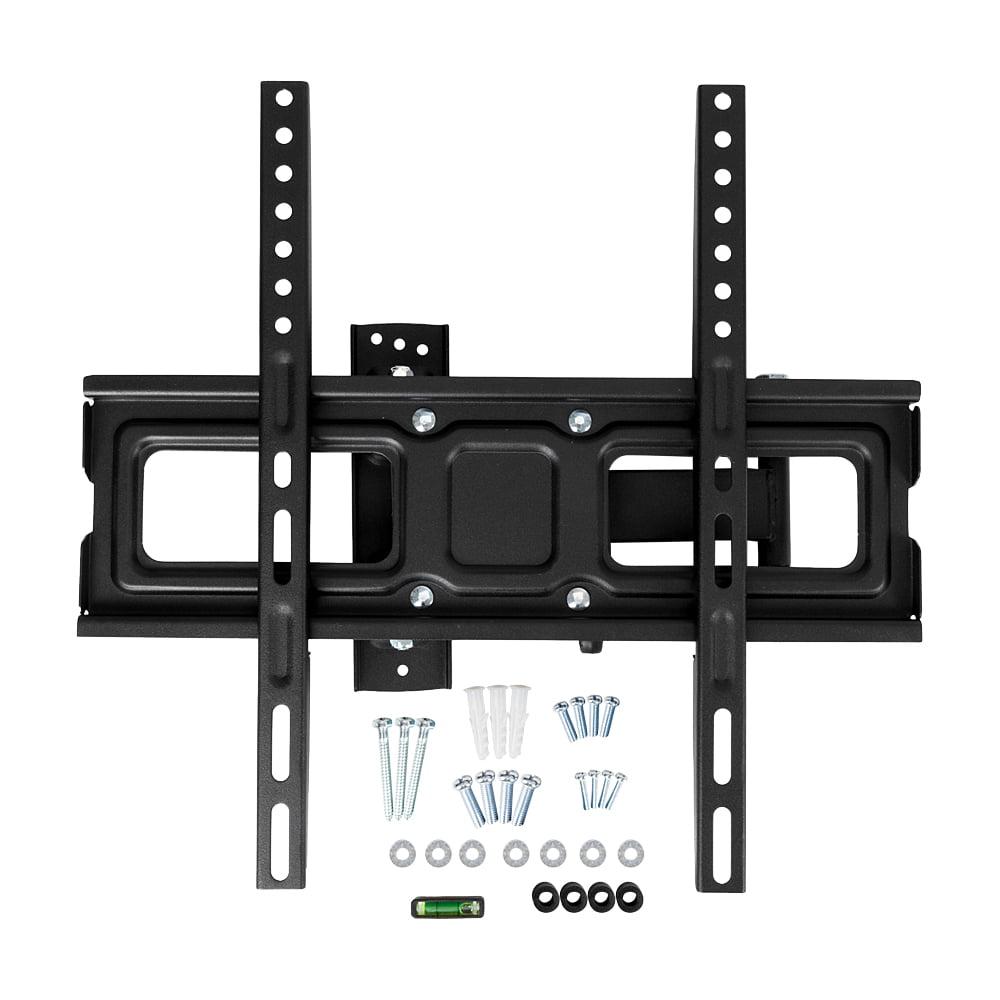 "UBesGoo Full Motion TV Wall Mount VESA Bracket for Plasma LCD 32 37 40 42 43 46 47 50"""