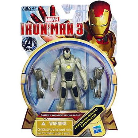 iron man 3 ghost armor iron man 3.75 inch action figure by hasbro - Ghost Armor Coupon