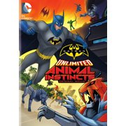 Batman Unlimited: Animal Instincts (DVD) by WARNER HOME VIDEO