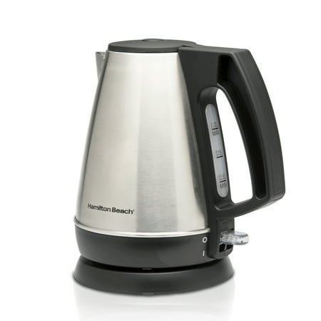 - Hamilton Beach Electric Kettle
