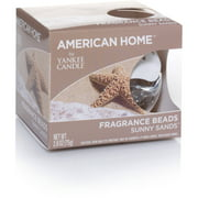 American Home by Yankee Candle Fragrance Beads, Sunny Sands