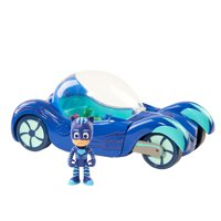 PJ Masks Deluxe Cat-Car & Catboy Figure