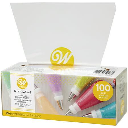 Wilton Disposable Decorating Bag Dispenser Box, 12