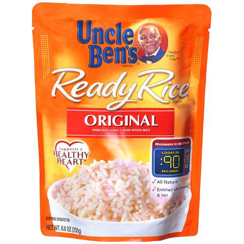 how to cook uncle bens rice