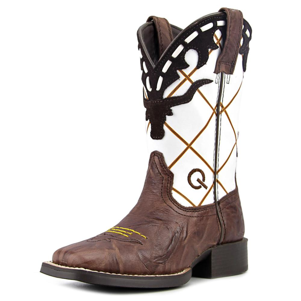 Ariat Dakota Dogger Square Toe Leather Western Boot by Ariat