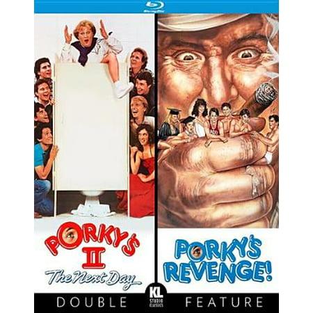 Porky's II: The Next Day / Porky's Revenge (Blu-ray) - Days Until Next Halloween