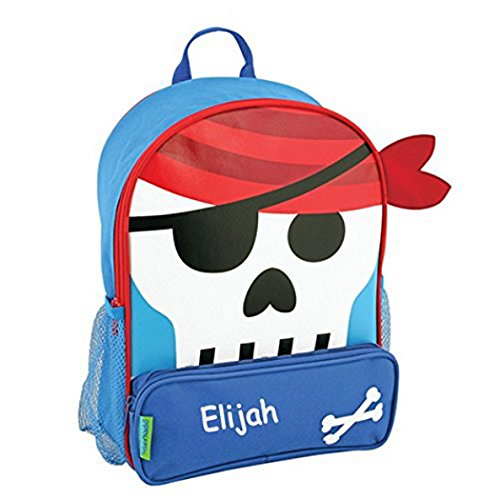 Personalized Pirate Sidekick Backpack - CUSTOM NAME