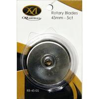 Martelli Rotary Cutter Blade Refills 45mm 5/Pkg-