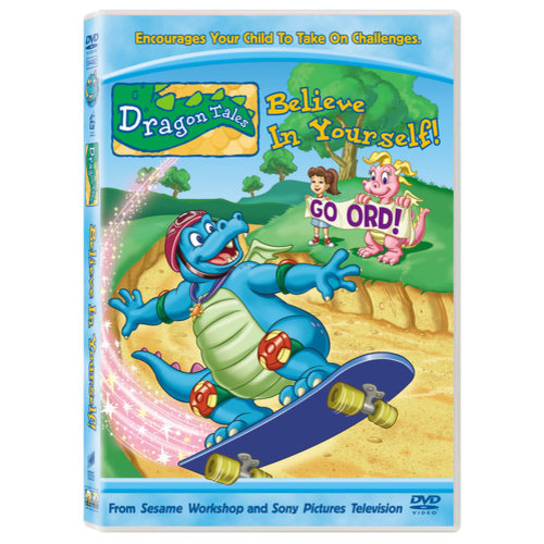 Dragon Tales: Believe In Yourself!