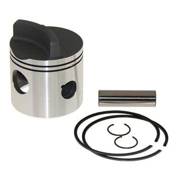 Wiseco Piston Kit Std. Mercury Inline High Dome Bore 2.875 Pro #: 3109PS X-Ref #: 776-8896A3 14010, 5035A2, 5219A2, 6664A3, 7433A3, 7435A3, 8896A3, 9-53222, 9137A12