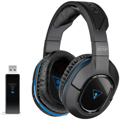 Turtle Beach Stealth 500P Wireless Surround Sound Headset (PS4 / PS3 / Mobile)