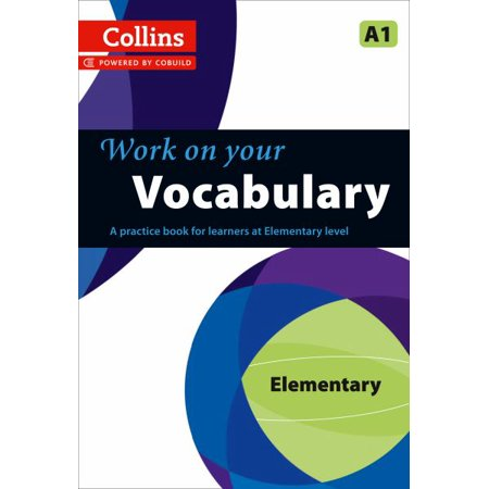 Work on Your Vocabulary: Elementary A1 - image 1 of 1