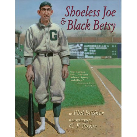 Shoeless Joe & Black Betsy (Shoeless Joe Jackson Framed Photo)