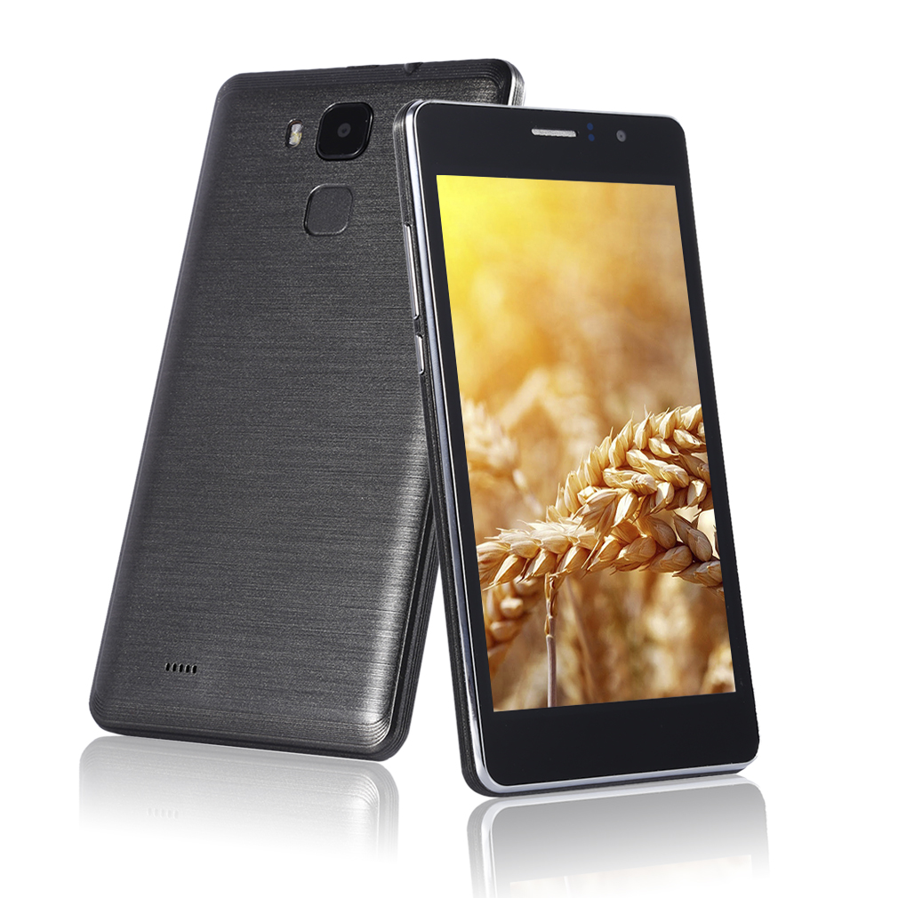 5.0 Inch HD Screen Smart Phone Android 4.4.2 MTK6572 K7 Dual Core Mobile Phone