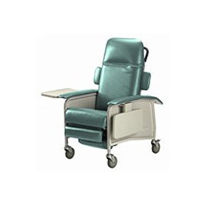 - Clinical 3-Position Recliner, Jade (Single [Each-1])