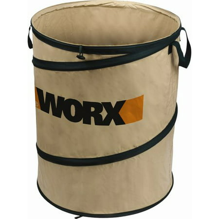 Worx Collapsible Yard Bag, 25 Gallon