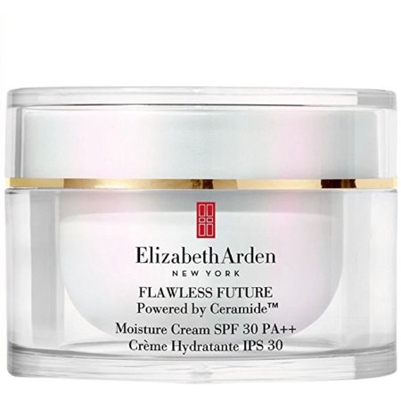 Elizabeth Arden FElizabeth Arden Flawless Future Powered By Ceramine Moisture Cream, SPF 30, 1.7