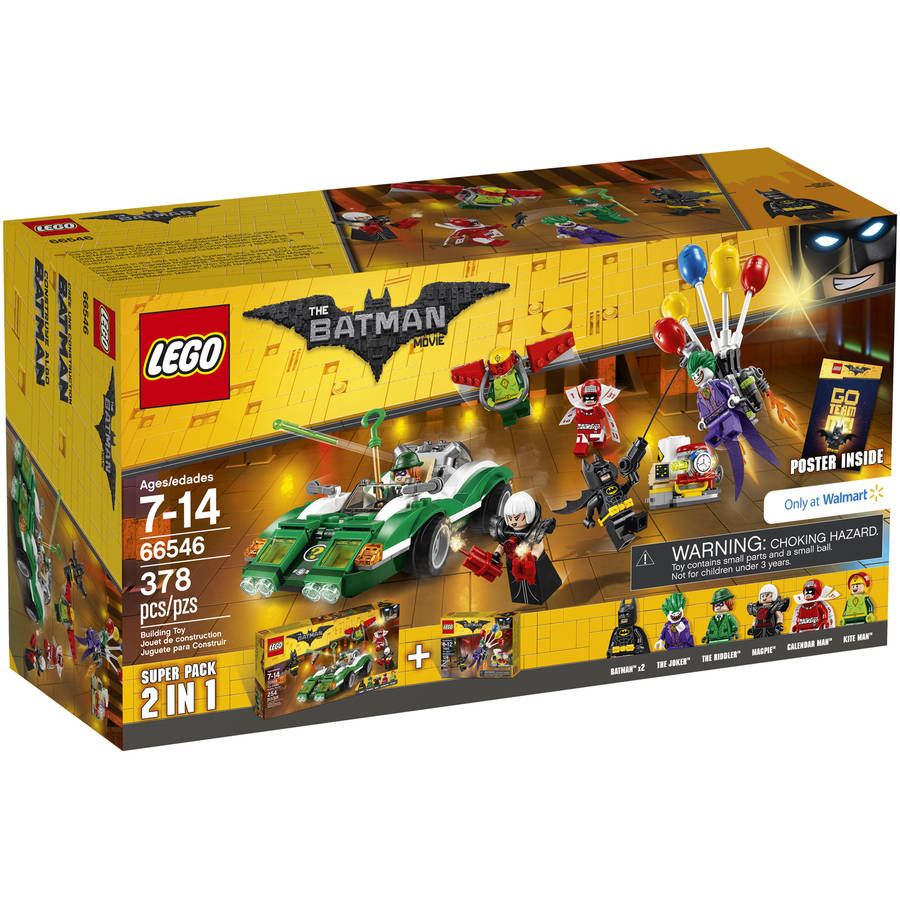LEGO LEGO BATMAN MOVIE Super Pack