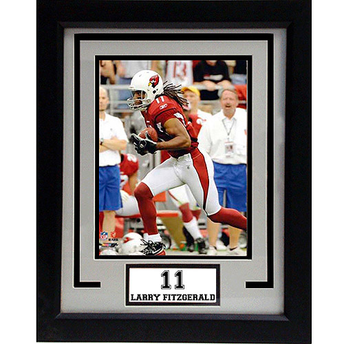 NFL Larry Fitzgerald Deluxe Frame, 11x14